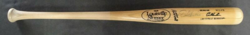 Orel Hershiser Game Model Baseball Bat Los Angeles Dodgers Hand Signed Uncracked