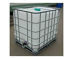ibc 1000 litre cubes fuel or water tank in killinchy county down gumtree. Black Bedroom Furniture Sets. Home Design Ideas