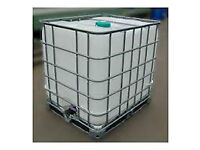 Ibc 1000 litre cubes fuel or water tank