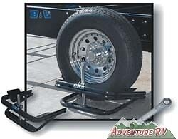 BAL-Light-Trailer-Tire-Level-Leveler-Chock-Pop-Up-RV-Camper-28050