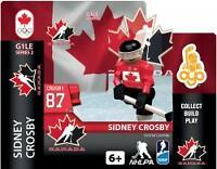 Team Canada Hockey Figures at Toys on Fire!