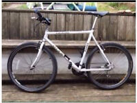 Giant Cadex original rare carbon fibre fiber hybrid bike bicycle retro
