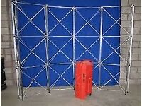 Nomadic Instand Display Stand and Case 10FT X 8FT