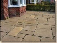 All flagging paving fencing and garden work wanted all done to a high standard