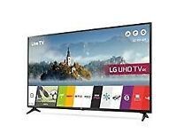 WANTED LG 55 inch must be 4K 3D LCD TV