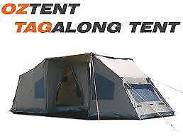 OZtent RV-5 and tagalong tent