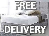 MUST GO SALE!! Limited offers on UK Built Beds with FREE DELIVERY and Matching Headboard!