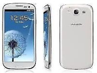 PEARL WHITE S3 - EE - 16GB - £65
