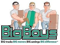 BIGBOYS MOVING  THE MANPOWER FOR ALL YOUR MOVING!880-3286cal/txt