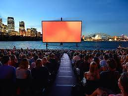 St George Open Air Cinema - 4 tickets to see Loving Sydney City Inner Sydney Preview