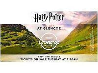 Harry Potter at gelncoe