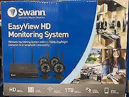 SWANN EasyView HD Security Camera System