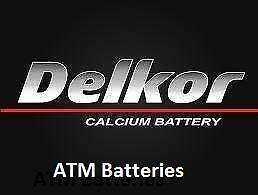 Delcor Batteries car truck 4x4 caravan Battery deep cycle Adelaide CBD Adelaide City Preview