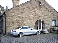 Double Parking Space in Central Shipley to rent.