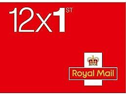 Stamps for sale at reduced prices - 1st class