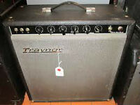 Guitar Amps Repaired