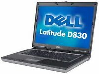 Dell latitude D820 D830 D620 D630 laptop core 2 duo 2gb 80$