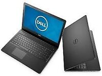 NEW Dell Inspiron 15 3000 Model 3567 black 15,6 HD Display Intel Core I3-6006U 4GB Memory 1TB HDD