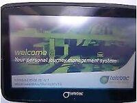 Peugeot/Citroen NAVIGATION Teletrac D4 50MD 01 Touch Screen Sat Nav ORIGINAL