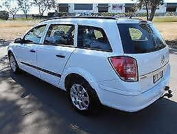 2008 Holden Astra Wagon