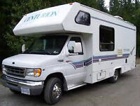 Looking to buy--Class C motorhome