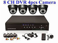 cctv security kit wired system