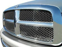 2004 Dodge Ram Grill Inserts HoneyComb Black - NEW $50.00