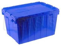 Plastic storage box or crate Wanted.