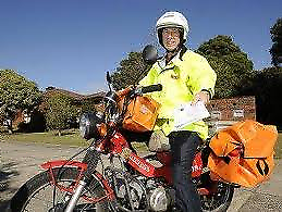 Postal delivery staff Dural Hornsby Area Preview