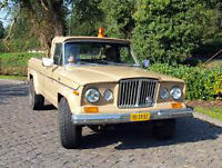 WANTED JEEP ENGINE- 401
