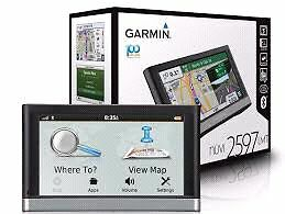 Garmin GPS 2495 free maps $90;Garmin  2597free maps;traffic $119