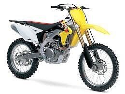 WANTED rmz 450 head or topend