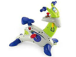 Fisher Price Smart Cycle Racer & Learning Games TV System London Ontario image 1