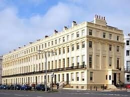 Large double room in one of Brighton's most prestigious properties.