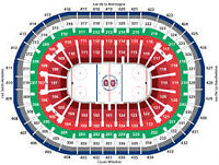 Drake Centre BELL 1 Ticket Section Rouge 118B