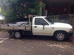 Toyota Hilux Atherton Tablelands Preview