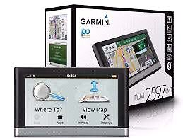 Garmin GPS 2495 free maps $89;Garmin  2597free maps;traffic $119