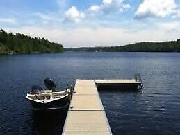 Wanted: boat dock