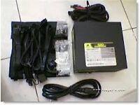 corsair hx 520 modular/intel ssd /8gb hyperx ddr3