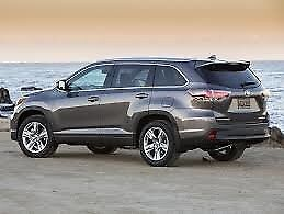 2013 Toyota Highlander Limited   AWD