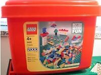 Lego boxes for sale