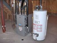 High Efficient Furnace & Central Air.