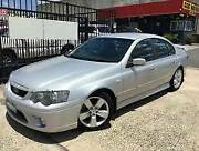 Wanted, Wanted, Wanted Ford BA/BF XR6 Turbo Pearce Woden Valley Preview