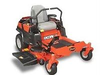 Ariens 52 inch zero turn ride on lawnmower lawn mower