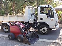 Dingo hire ,mini excavation,bobcat