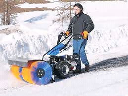 """""""Sweepers Make it Cleaner, Hire us and Become a Believer"""" Edmonton Edmonton Area image 2"""