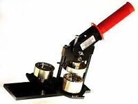 """Looking for TECRE 1"""" Button Making Machine and Hole Punch"""
