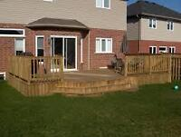 Decks...Fences and More