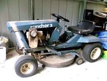 Old Rover Ride On Mower Parts Wanted . Kingaroy South Burnett Area Preview