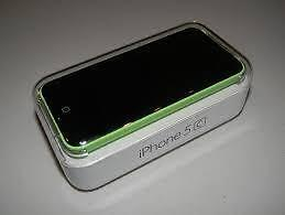 Green iPhone 5C, 16 Gb, Like New, Unlocked
